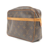 Louis Vuitton Monogram Set of 2 Compiegne 23 Pouch M51847