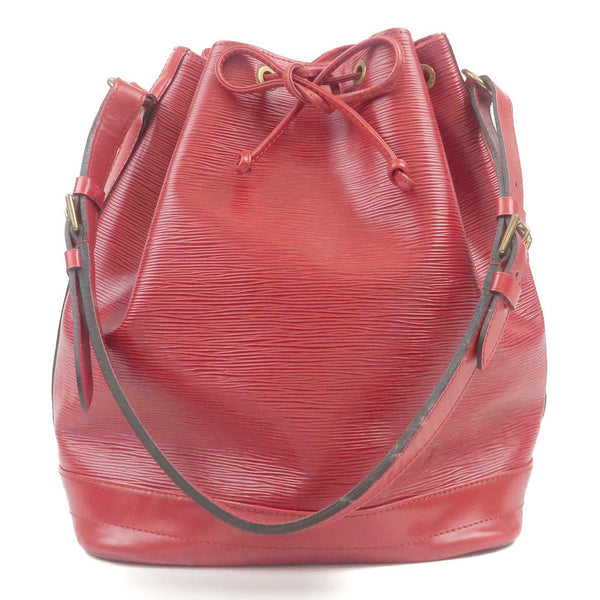 Louis-Vuitton-Epi-Noe-Shoulder-Bag-Castilian-Red-M44007