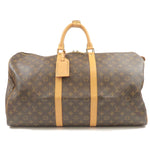 Louis-Vuitton-Monogram-Keep-All-55-Boston-Bag-M41424