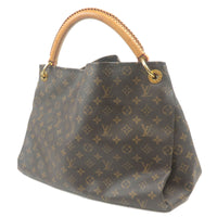 Louis Vuitton Monogram Artsy MM Shoulder Bag M40249