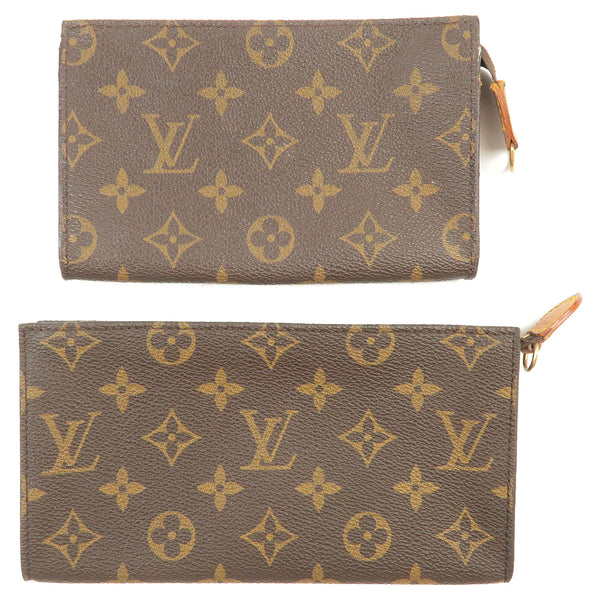 Louis-Vuitton-Monogram-Set-of-2-Pouch-For-Bucket-PM-GM