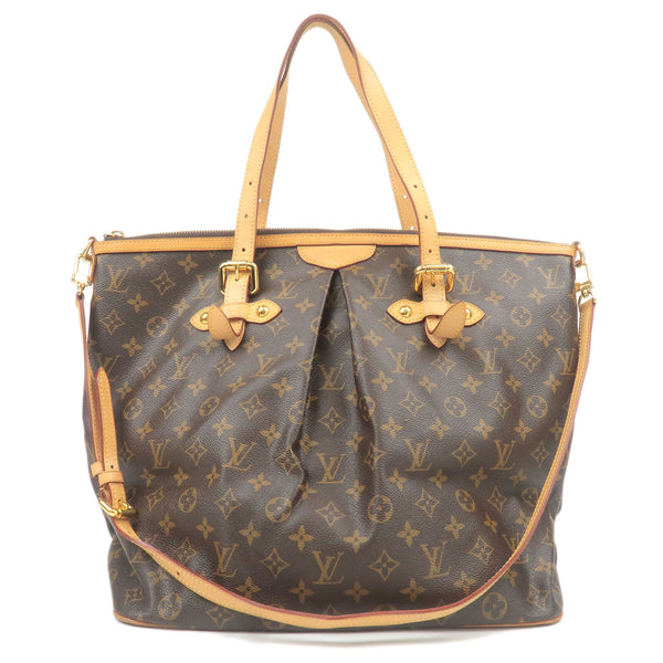 Louis-Vuitton-Monogram-Palermo-GM-2way-Hand-Bag-M40146