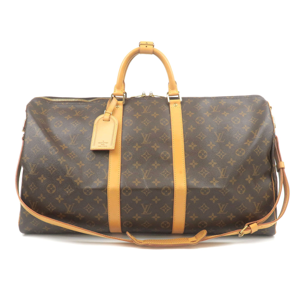 Louis-Vuitton-Monogram-Keep-All-Bandouliere-55-Bag-M41414