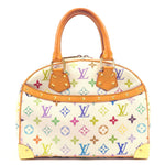 Louis Vuitton Monogram Multi Color Trouville Hand Bag M92663