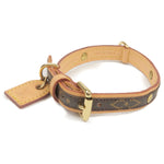 Louis-Vuitton-Monogram-Baxter-PM-Dog-Collar-M58072