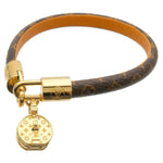 Louis Vuitton Monogram Bracelet LV Tribute Bangle M6442E