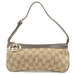 GUCCI-GG-Canvas-Leather-Shoulder-Bag-Pouch-Beige-Brown-212122