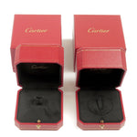 Cartier-Set-of-2-Ring-Box-Jewelry-Box-For-Ring-Red