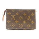Louis Vuitton Monogram Poche Toilette 15 Pouch Clutch M47546