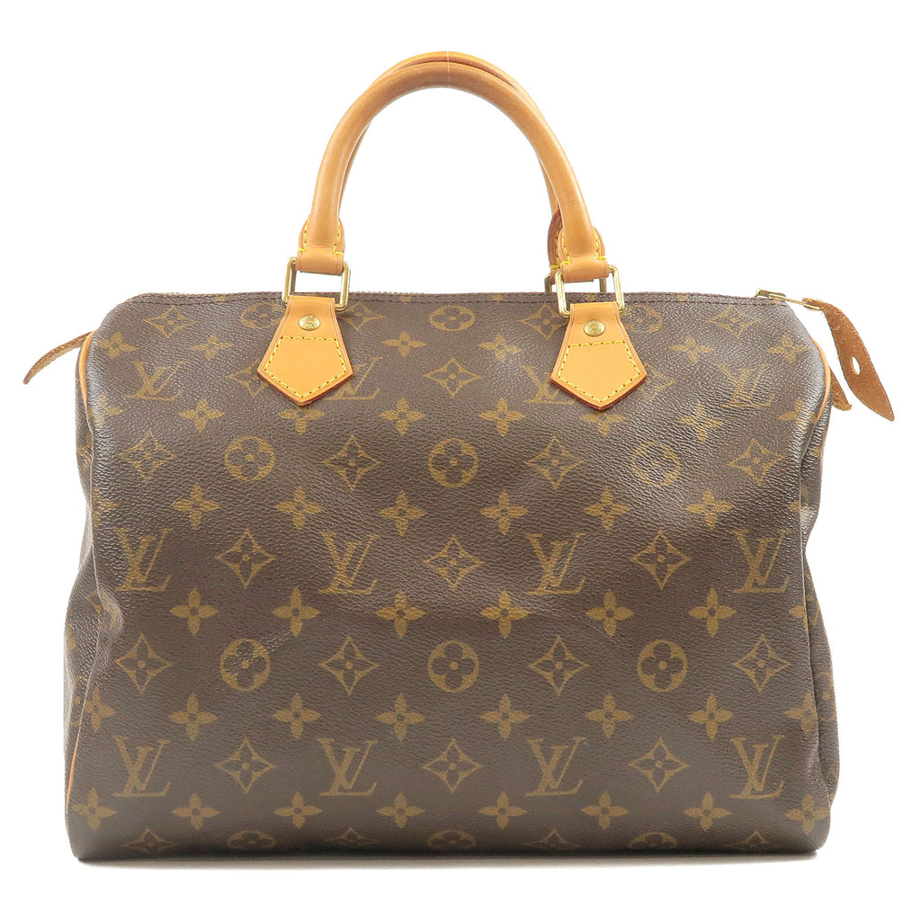 Louis-Vuitton-Monogram-Speedy-30-Hand-Bag-Boston-Bag-M41526