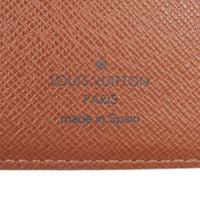 Louis Vuitton Monogram Agenda PM Planner Cover R20005