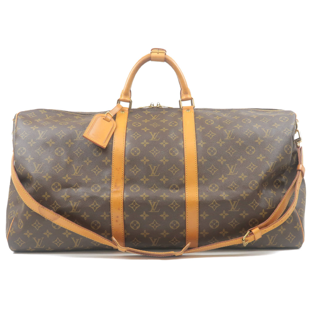 Louis-Vuitton-Monogram-Keep-All-Bandouliere-60-Bag-M41412
