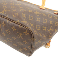 Louis Vuitton Monogram Neverfull MM Tote Bag Fuchsia M40996