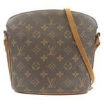 Louis Vuitton Monogram Drouot Cross Body Shoulder Bag M51290