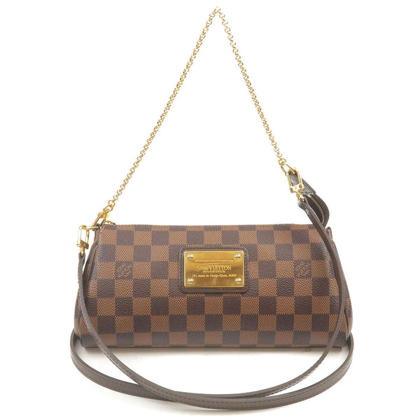 Louis-Vuitton-Damier-Eva-2Way-Hand-Bag-Shoulder-Bag-N55213