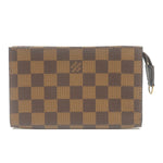 Louis-Vuitton-Damier-Pouch-for-Marais-Bag-Brown