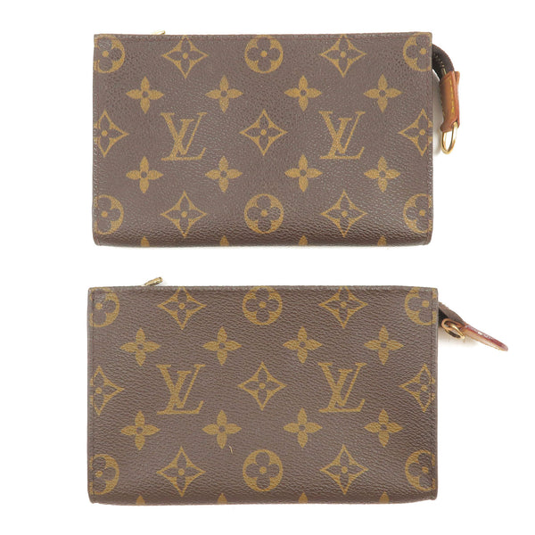 Louis-Vuitton-Monogram-Set-of-2-Pouch-For-Bucket-PM