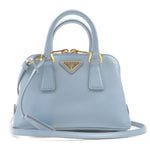 PRADA-Saffiano-Lux-Leather-2Way-Hand-Bag-Light-Blue-BL0851