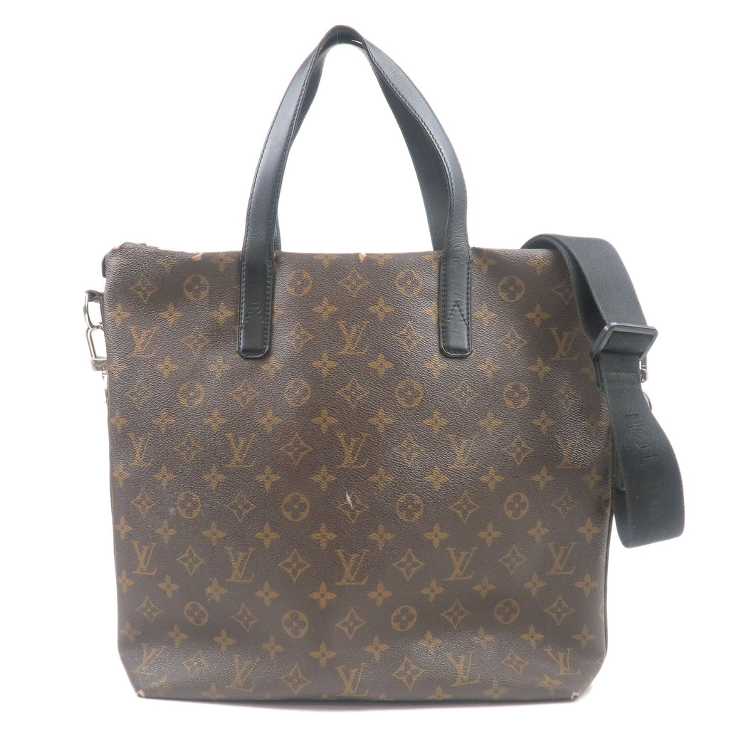 Louis-Vuitton-Macassar-Davis-2Way-Tote-Bag-M56708