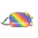 BALENCIAGA-Leather-Ville-XS-Camera-Bag-Shoulder-Bag-Rainbow-558171