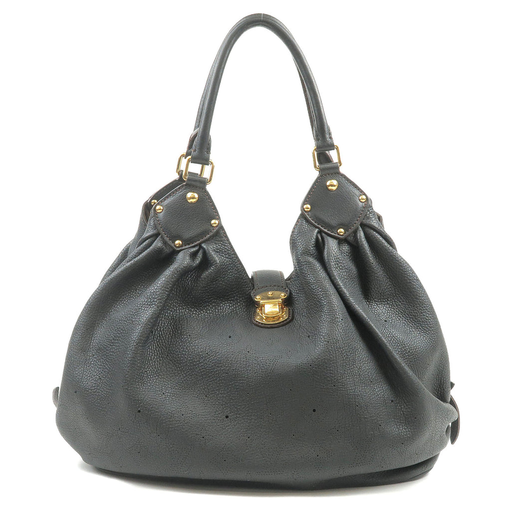 Louis-Vuitton-Mahina-XL-Leather-Hand-Bag-Noir-Black-M95547
