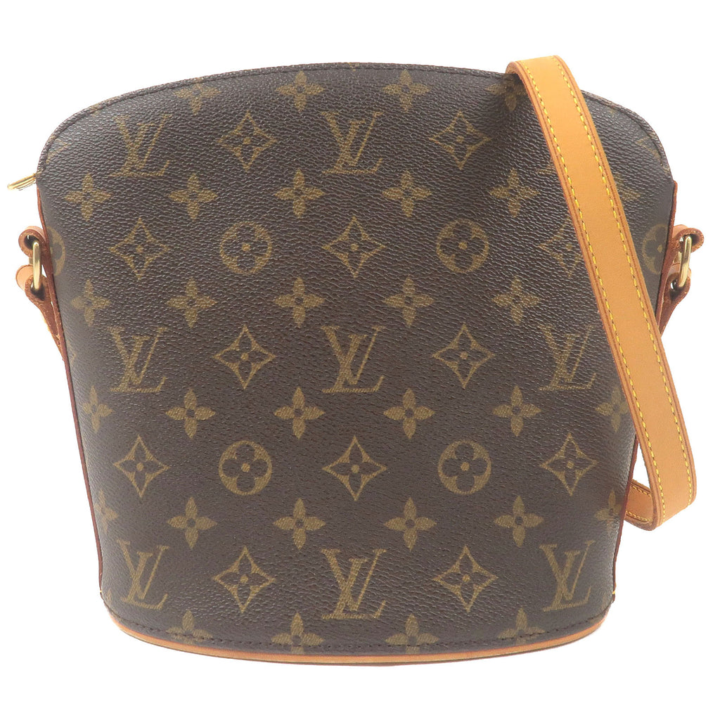 Louis-Vuitton-Monogram-Drouot-Cross-Body-Shoulder-Bag-M51290