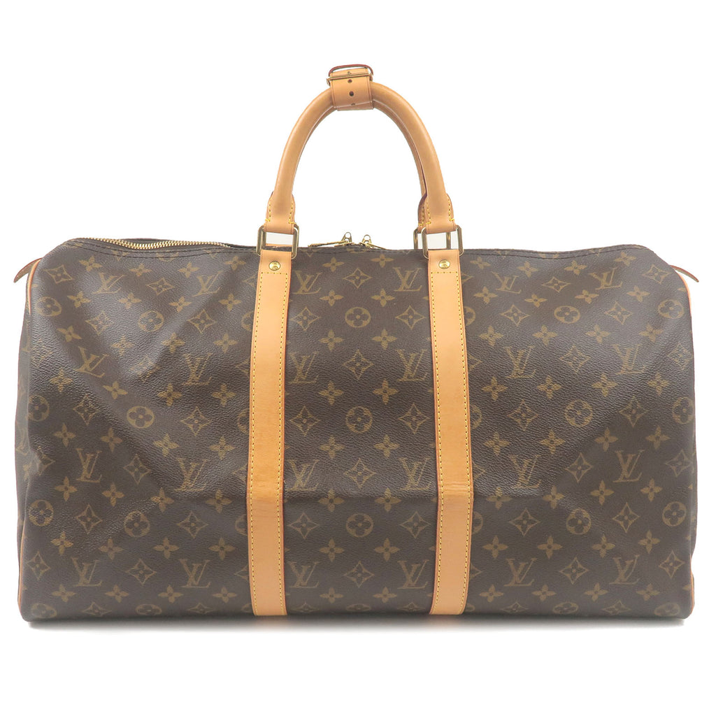 Louis-Vuitton-Monogram-Keep-All-50-Boston-Bag-M41426