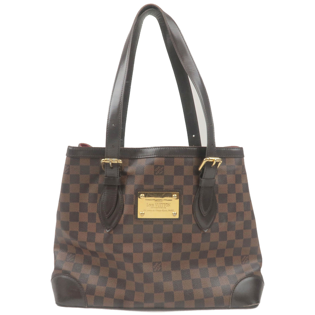 Louis-Vuitton-Damier-Hampstead-MM-Hand-Bag-Tote-Bag-N51204
