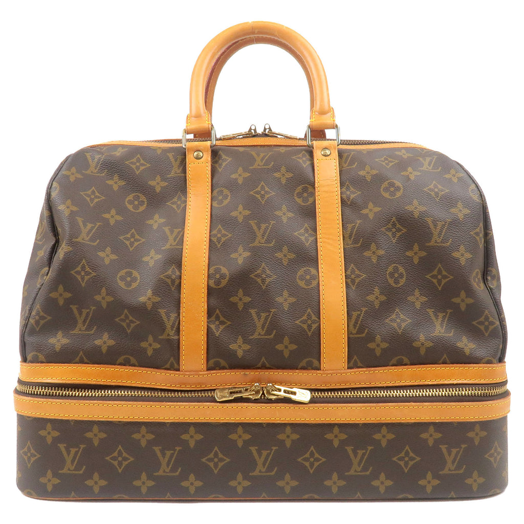 Louis-Vuitton-Monogram-Sac-Sports-Boston-Bag-Hand-Bag-M41444