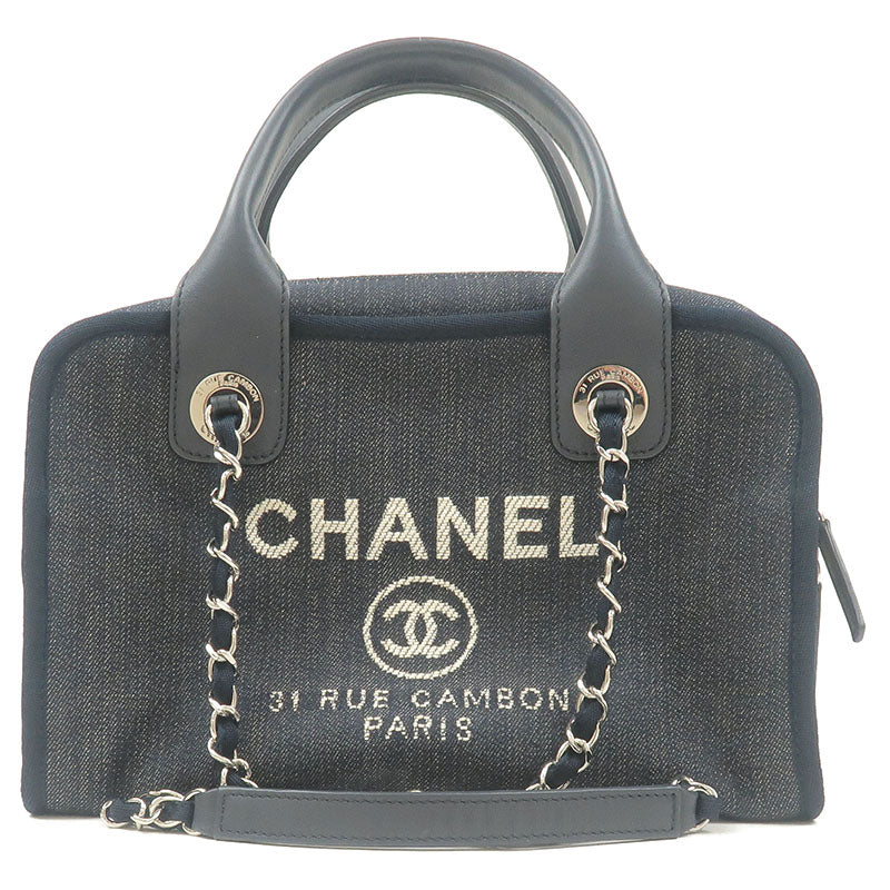 CHANEL-Deauville-Denim-2Way-Bag-Hand-Bag-Small-Navy-A92749