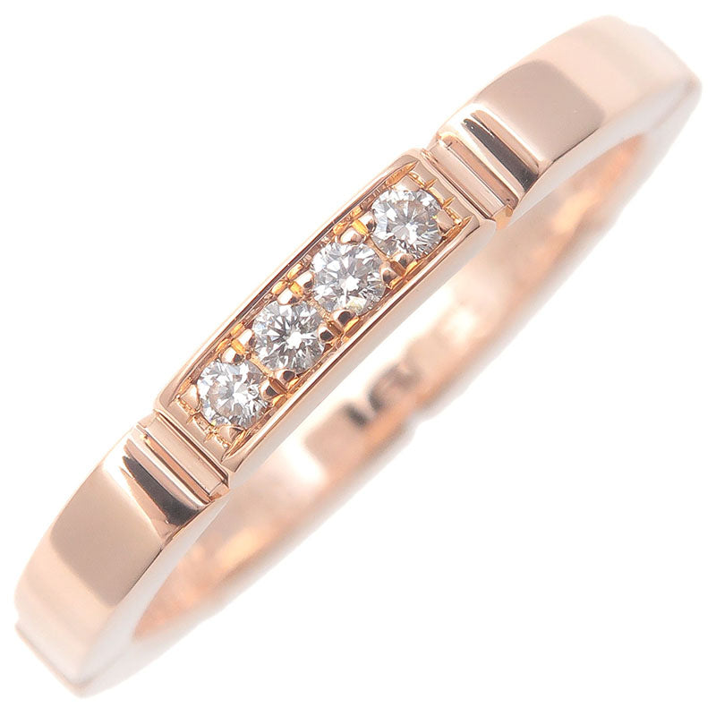 Cartier-maillon-panthère-4P-Diamond-Ring-Rose-Gold-#51-US5.5-6