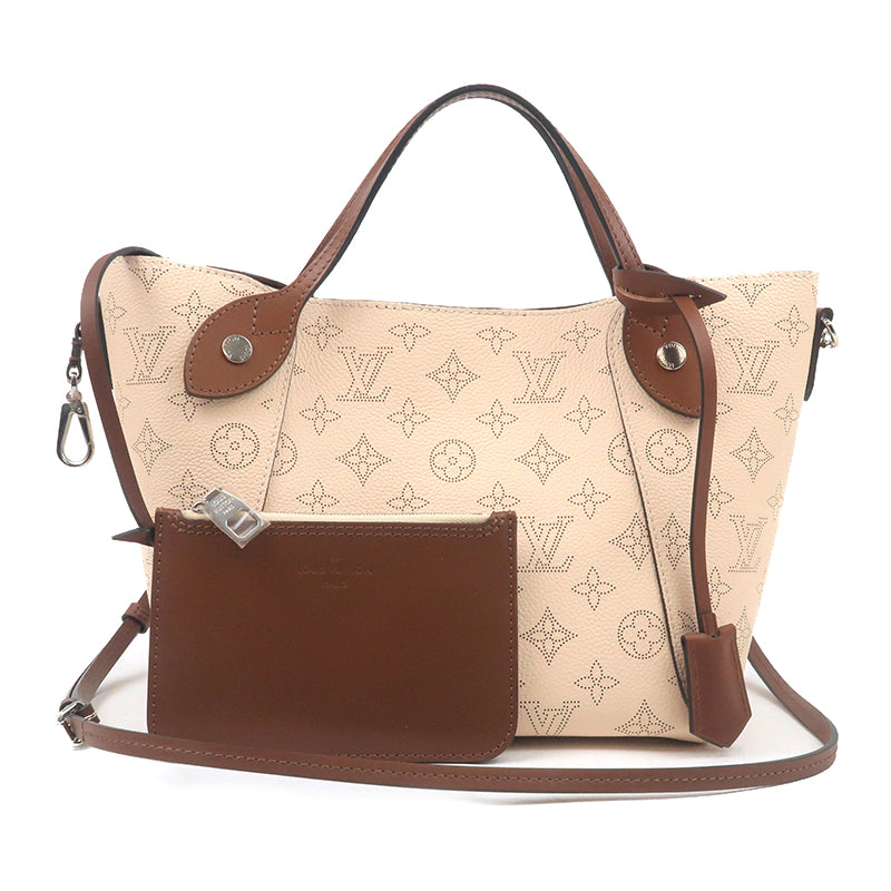 Louis-Vuitton-Mahina-Hina-PM-2Way-Shoulder-Bag-Creme-M51950