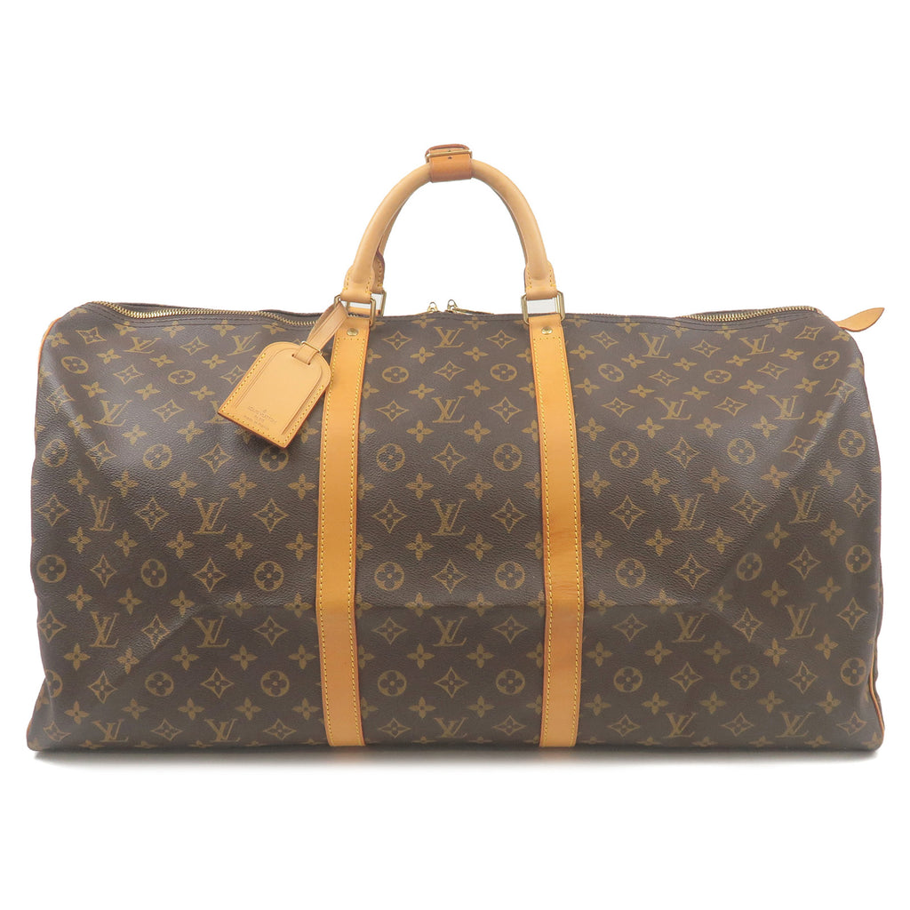 Louis-Vuitton-Monogram-Keep-All-60-Boston-Bag-M41422