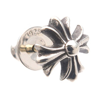 Chrome Hearts CH Plus Single Stud Earring Silver 925