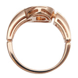 BVLGARI BVLGARI BVLGARI Ring Diamond K18 Rose Gold US6 HK13 EU51.5-dct-ep_vintage luxury Store