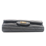 CHANEL Matelasse Caviar Skin Key Case 6 Rings Black A31503-dct-ep_vintage luxury Store