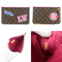 Louis Vuitton Monogram Patches Sticker Neverfull MM Bag M43988