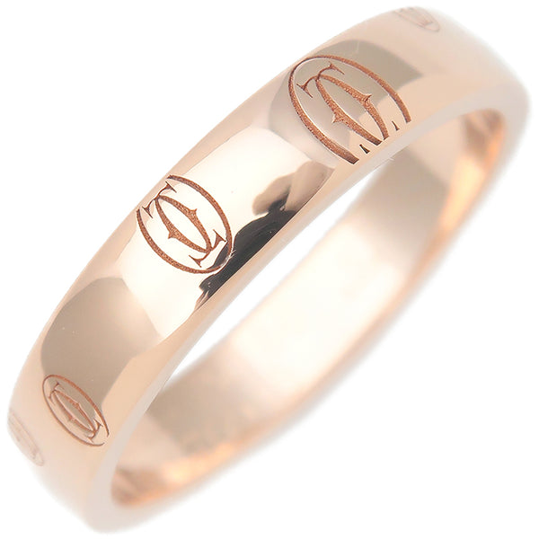 Cartier Happy Birth Day Ring Rose Gold #56 US7.5-8 EU56.5