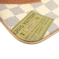 Louis Vuitton Damier Azur Travel Colletion Pochette Mila MM N63078
