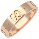 GUCCI-ICON-Ring-K18-PG-750-Rose-Gold-#8-US4.5-HK9.5-EU48