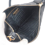 PRADA Nylon Leatherl Pouch Shoulder Bag Black BR0351-dct-ep_vintage luxury Store