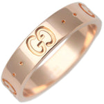 GUCCI-ICON-Ring-K18-PG-750-Rose-Gold-#9-US4.5-5-EU49