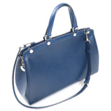 Louis Vuitton Epi Brea MM 2Way Hand Bag Indigo Blue M40821-dct-ep_vintage luxury Store