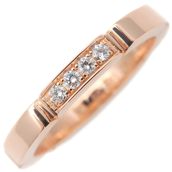 Cartier-maillon-Panthère-4P-Diamond-Ring-Rose-Gold-#50-US5-5.5