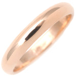 Cartier Wedding Ring K18 Rose Gold #56 US7.5-8 HK17 EU56.5