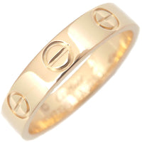 Cartier-Mini-Love-Ring-Yellow-Gold-#47-US4-4.5-HK9-EU47-47.5