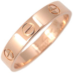 Cartier-Mini-Love-Ring-K18-Rose-Gold-#55-US7-7.5-HK16-EU55