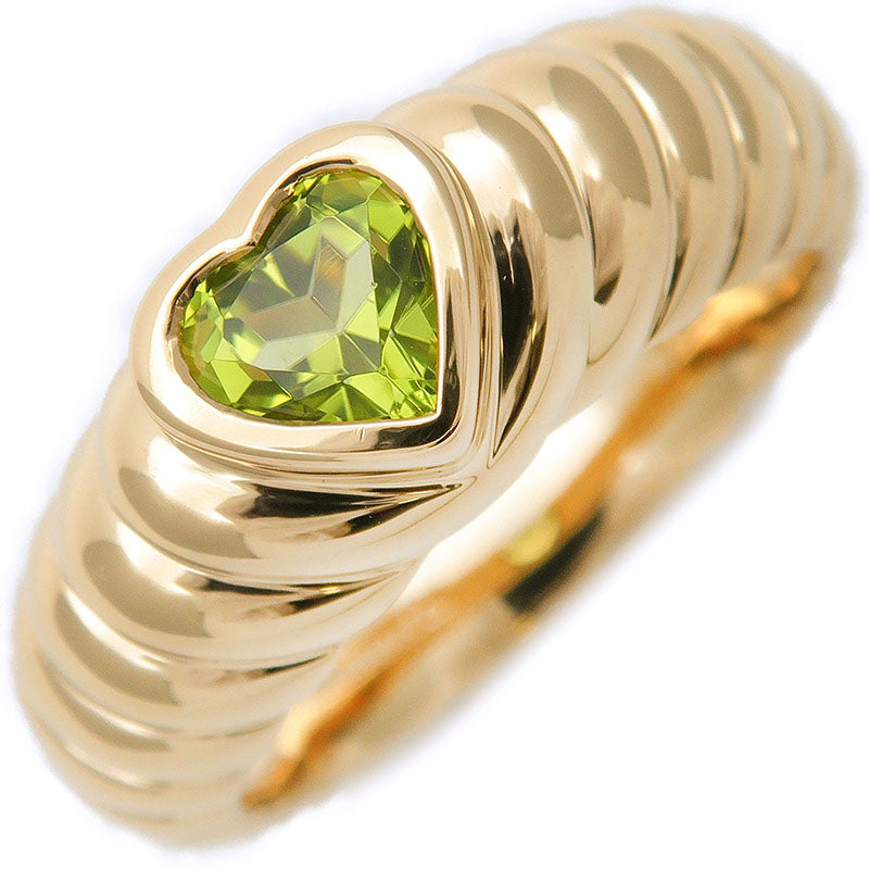 Tiffany&Co.-Lived-Friendship-Ring-Peridot-Yellow-Gold-US4.5-5