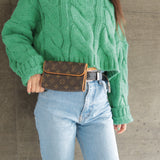 CHANEL Ultra Collection Necklace White Ceramic K18WG 750WG