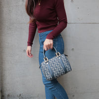 Tiffany&Co. Curved Band Ring 9P Diamond Yellow Gold US4.5 EU48-dct-ep_vintage luxury Store